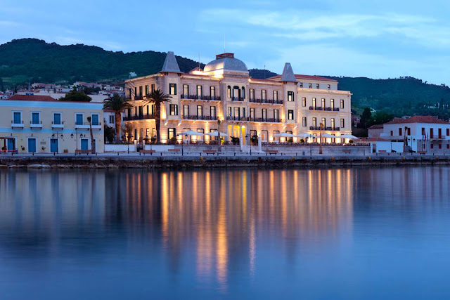 POSEIDONION GRAND HOTEL  SPETSES ISLAND, GREECE