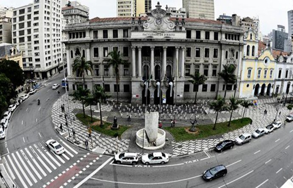 Largo São Francisco (Panorâmica)