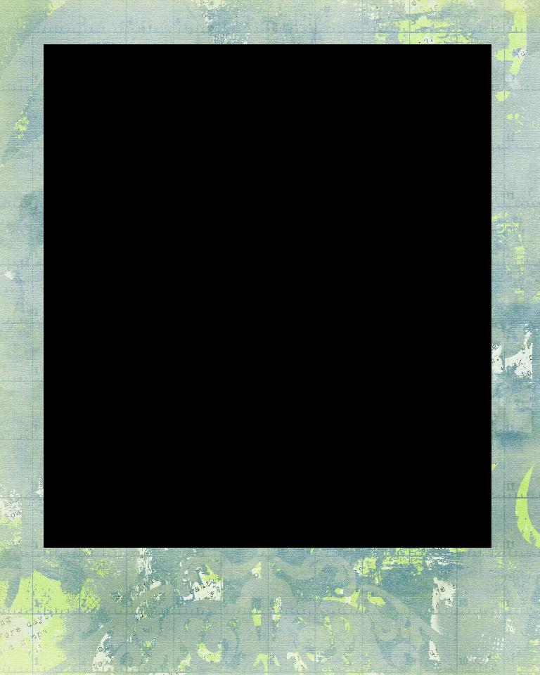 Polaroid Frame Portrait