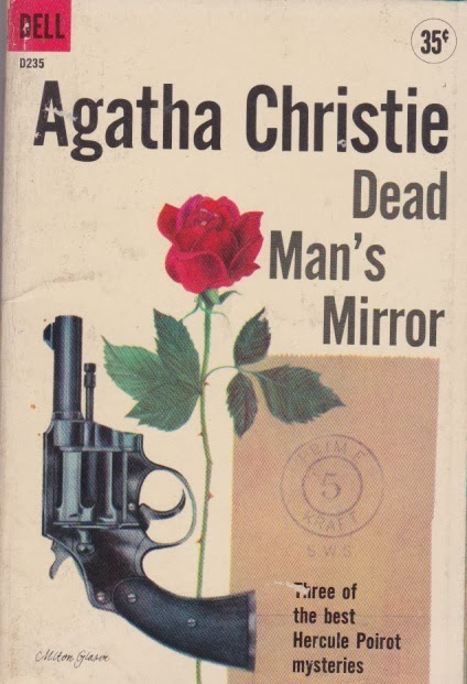 Mystery Playground Vintage Agathachristie Book Covers