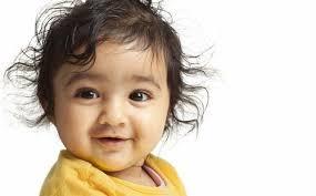 Menebalkan Rambut Bayi