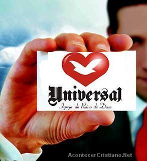 El diezmo de empresarios en Iglesia Universal del Reino de Dios - Pare de Sufrir