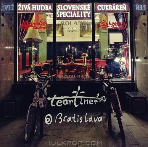 Tearliner – Red Forest @Bratislava – Single