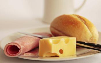 Wallpaper: Breakfast