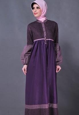 Trend Busana Muslim Gamis Modern Terbaru