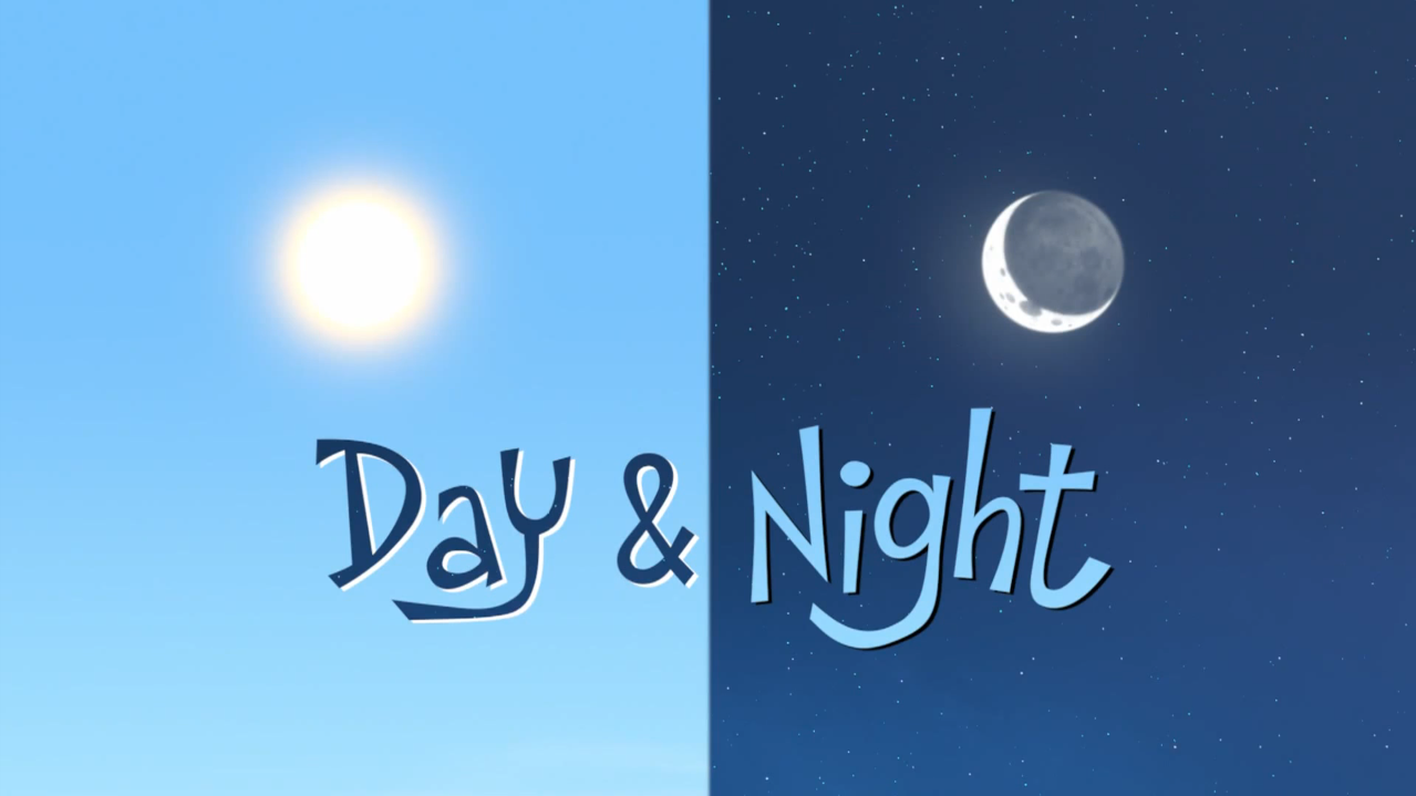 Night And Day Kaptan'ın Zehir Defteri: Day & Night - Gece & Gündüz