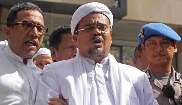 Habib Rizieq Mau Tinggal Setahun di Arab, ini Reaksi Polda