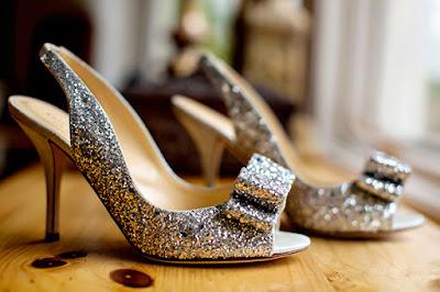 diseños de Zapatos de novia