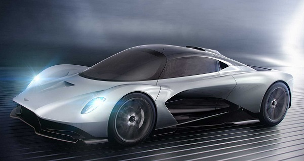 Aston Martin Project 03 Valhalla