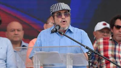 Jefe de FARC sufre 'accidente cerebral' pero se encuentra bien