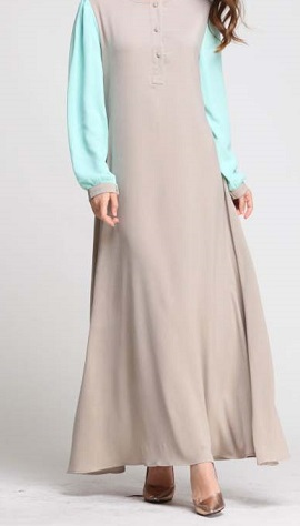 NBH0471 IFFAT JUBAH (NURSING FRIENDLY)