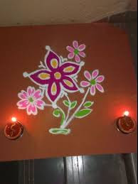 Small Simple Rangoli Designs