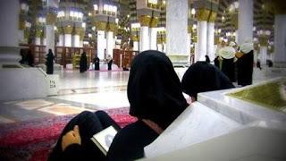 Hukum Berkenaan Perempuan Memasuki Masjid Ketika Haid