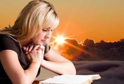 Orar, salud del alma