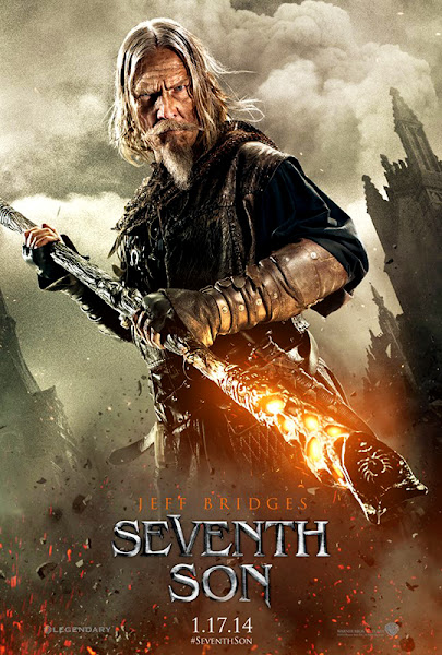 Seventh Son Poster - Jeff Bridges
