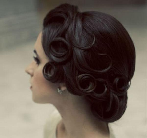 special wedding la coiffure e le bouquet diy for u by ale. Black Bedroom Furniture Sets. Home Design Ideas