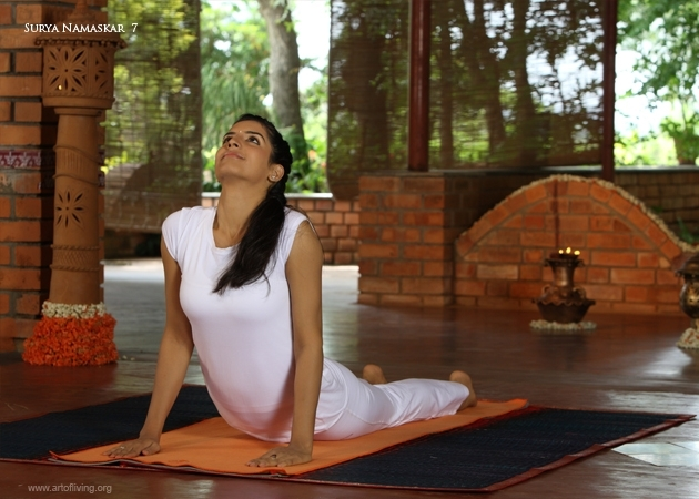 How To Do Bhujangasana - Cobra pose