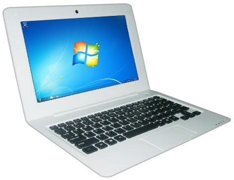 Небольшой ноутбук - нетбук