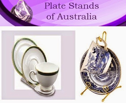Plate Stand in Australia: Plate stands