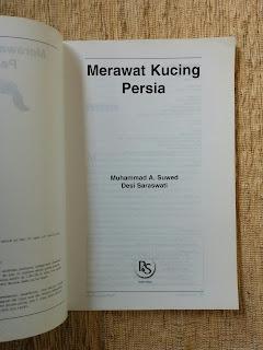Seri Agrihobi Merawat Kucing Persia