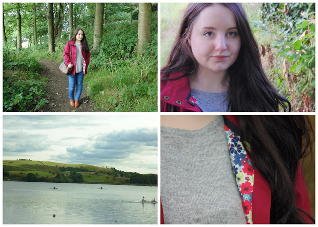 Hollingworth Lake OOTD Ft. Target Dry