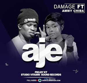 Download Mp3 | Damage ft Amichiba - Aje