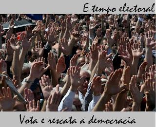 Rescatar a democracia para a súa reconstrución.