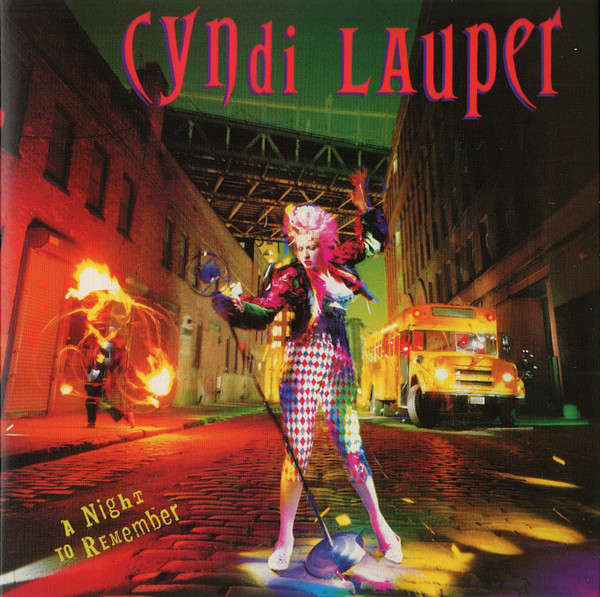 Sucessos De Sempre Cyndi Lauper A Night To Remember