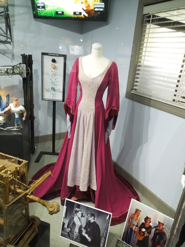 Original Maureen O'Hara Lady Godiva of Coventry costume