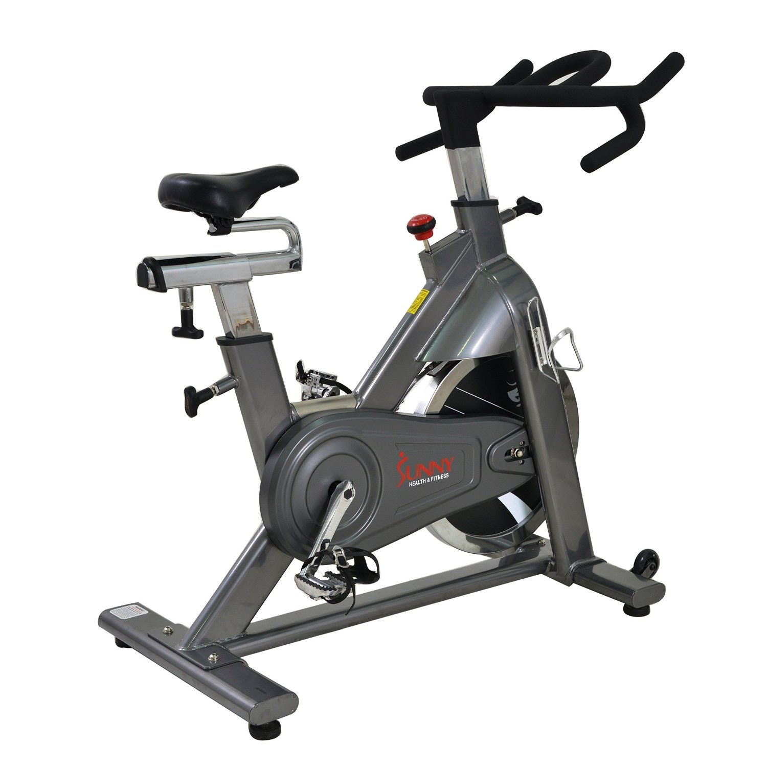 Exercise Bike Tall Person: Exercise Bike Zone: Sunny Health & Fitness SF-B1516