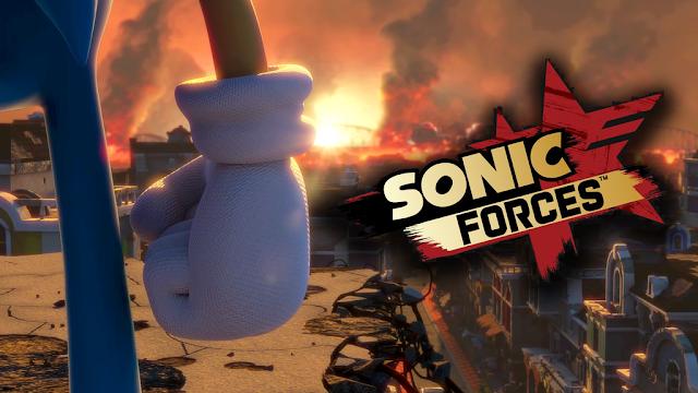 Dos nuevos tráilers de Sonic Forces: ¡personaliza a tu propio héroe!