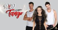 POSTER 1 40 y 20 TANGO | Teatro Belarte Bogota