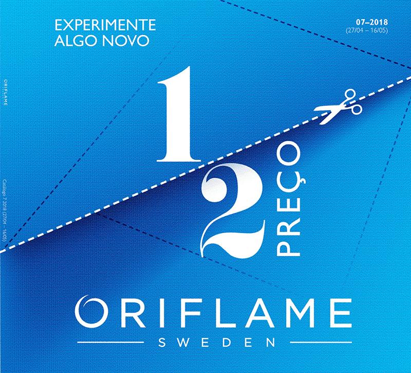 Catálogo 07 de 2018 da Oriflame