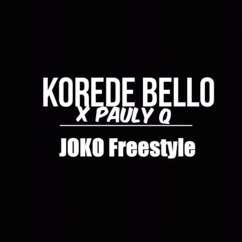 [Music] Pauly Q - Joko Freestyle