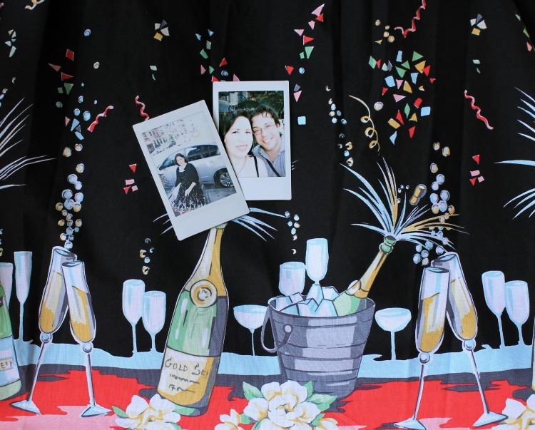 A Vintage Nerd, Vintage Blog, Bernie Dexter Dresses, Bernie Dexter Celebration Dress, Retro Fashion Blog, Retro Lifestyle Blog