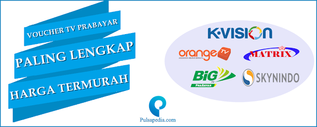 Pulsapedia.com Aplikasi Android Pembelian Paket Pay TV