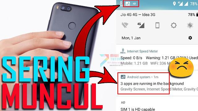 Apa Itu Workaround Notification dan Bagaimana Cara Menghilangkannya di Xiaomi Mi A1? Ini Tutorialnya: Tanpa Root