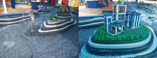 Water Park Legoland Resort Malaysia Mesra Kanak-Kanak,Build-A-Boat