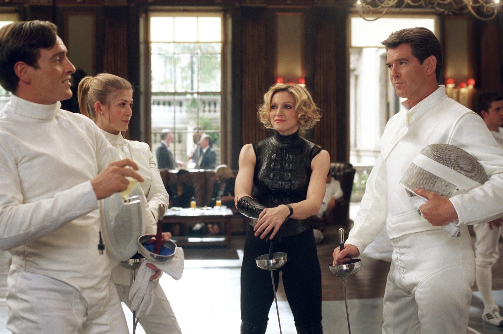 Madonna James Bond