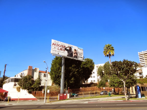 House of Lies 3 billboard