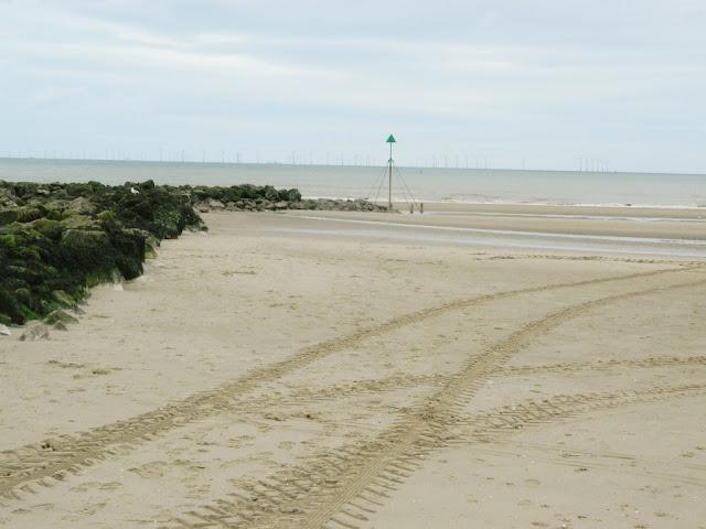 Barkby Beach, North Wales, North Wales Beach,