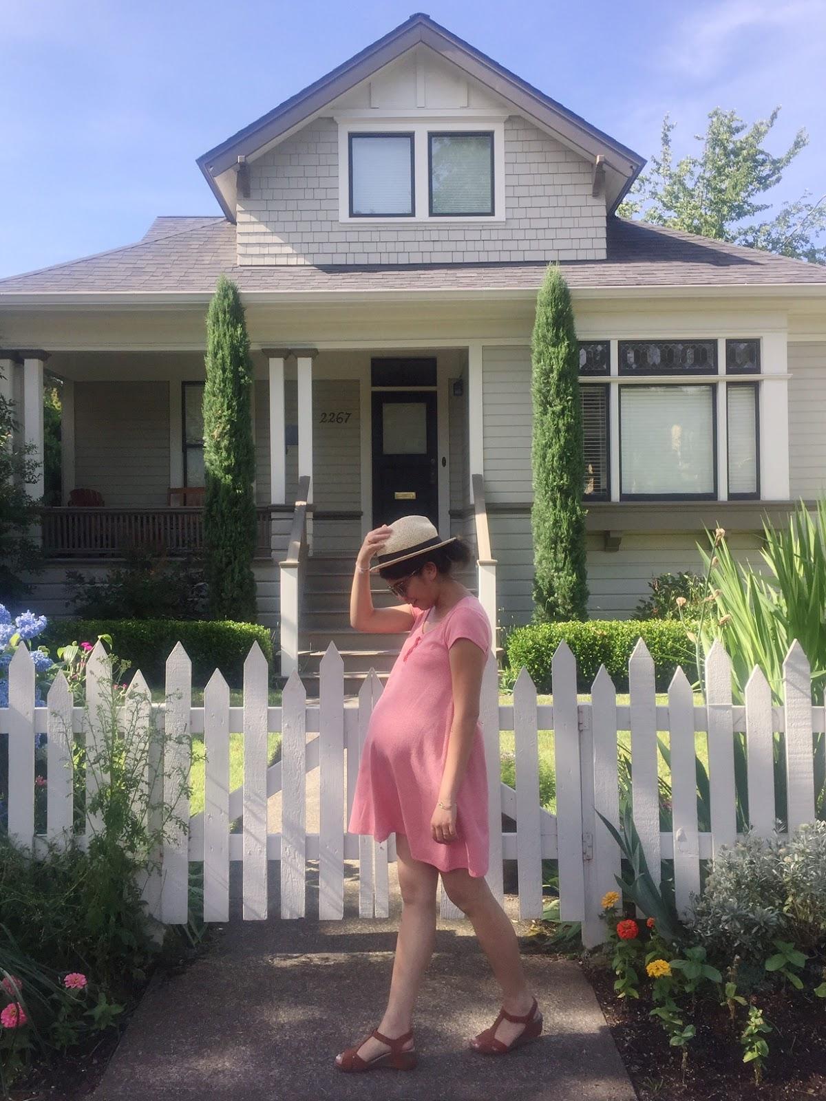 portland fashion blogger, lifestyle blogger, brown sandals, merrell, wide brim hat, nordstrom rack, thirty bucks, red lace up dress, derek heart, toms sunglasses