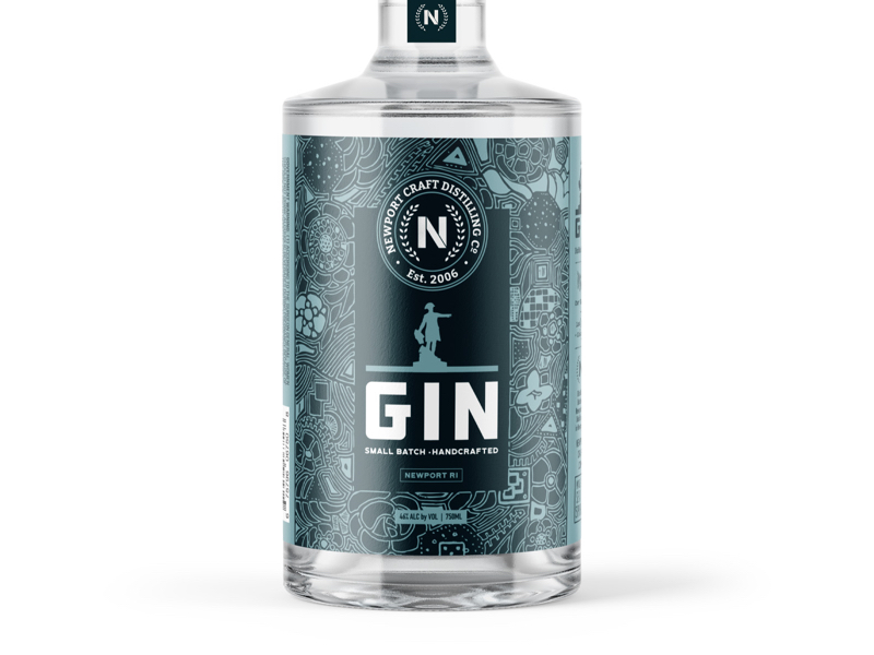 Newport Craft Distilling Co. GIN
