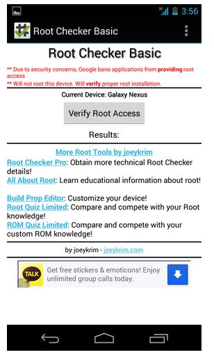 Cara Mengetahui Apakah Hp android Sudah Di Root