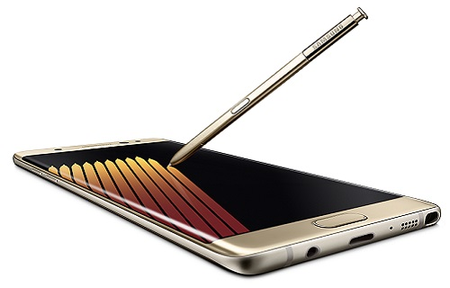 جوال Galaxy Note 7 بمثابة قنبلة موقوتة لشركات الشحن