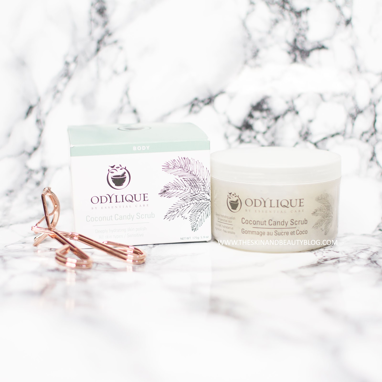 Odylique Organic Coconut Candy Scrub Review