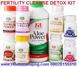 swissgarde fertility detox