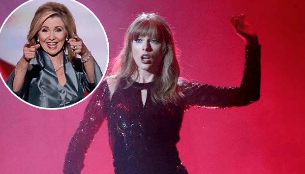 Taylor Swift Fails to Take Out Marsha Blackburn