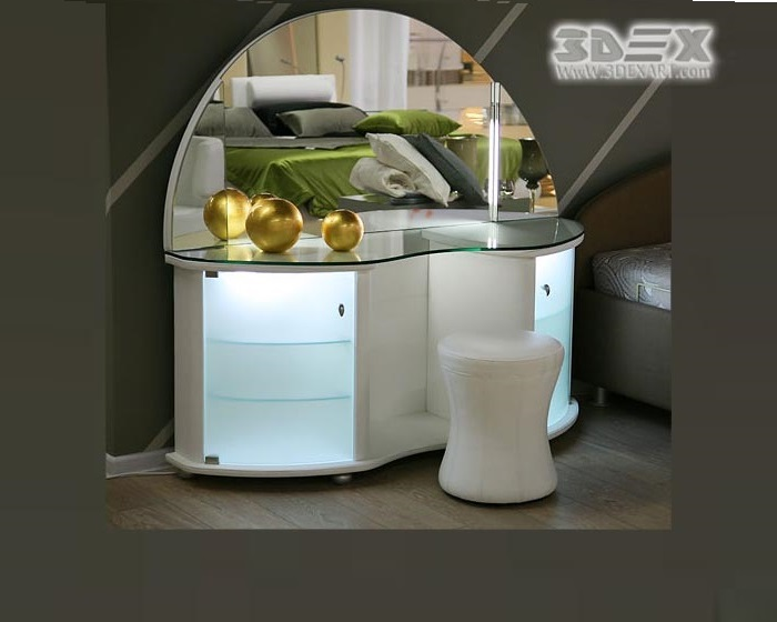 +50 Latest Small Dressing Table Designs For Bedroom