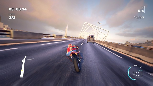Download Moto Racer 4 PC Gameplay